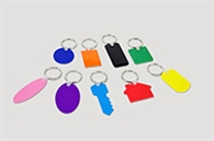 Picture for category PVC Keyrings