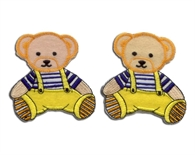 Picture for category Embroidery Badges/ Cloth Badges